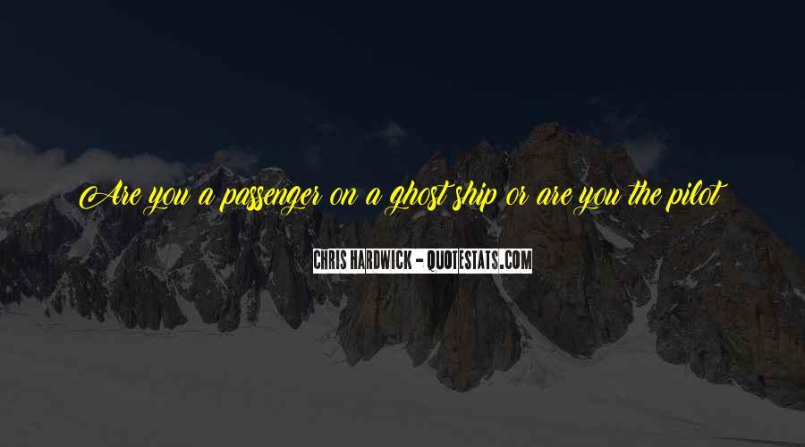 Hardwick's Quotes #434007
