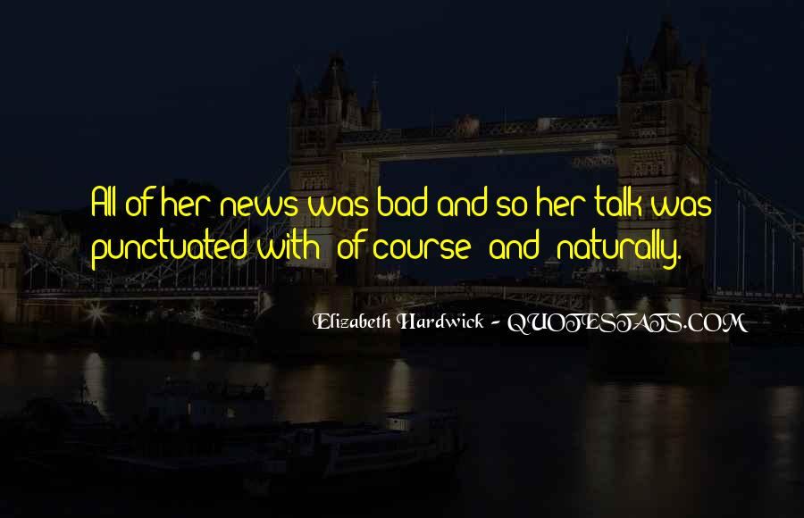 Hardwick's Quotes #439025