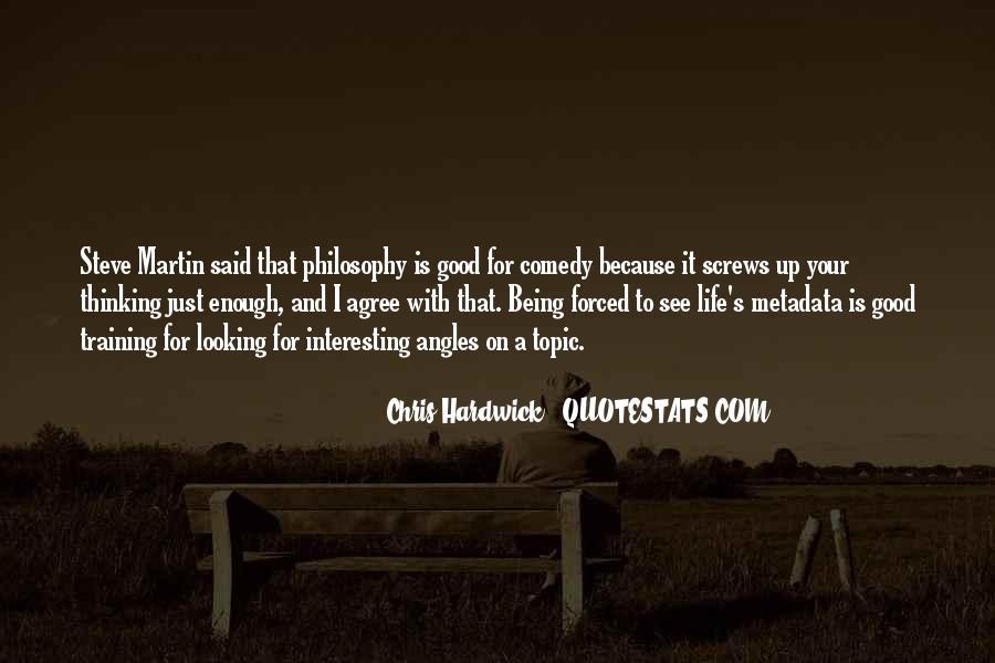 Hardwick's Quotes #525398
