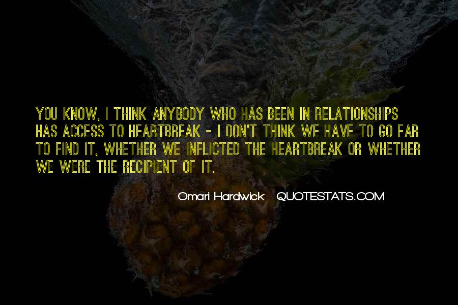 Hardwick's Quotes #537155