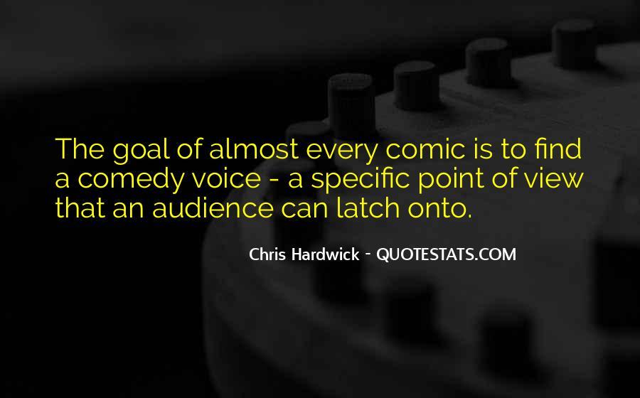 Hardwick's Quotes #542299