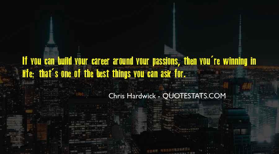 Hardwick's Quotes #584963