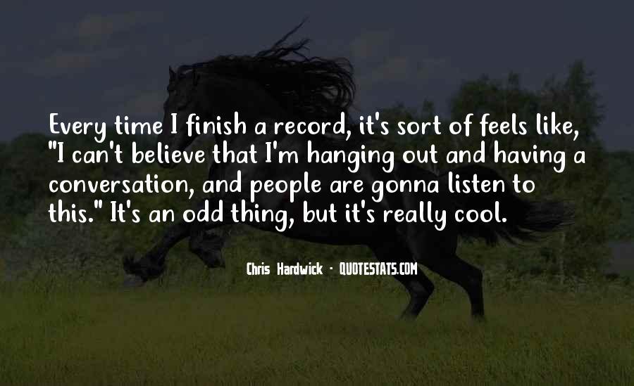 Hardwick's Quotes #627586