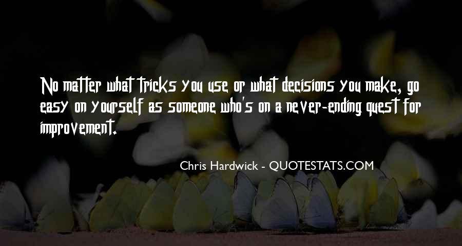 Hardwick's Quotes #654974