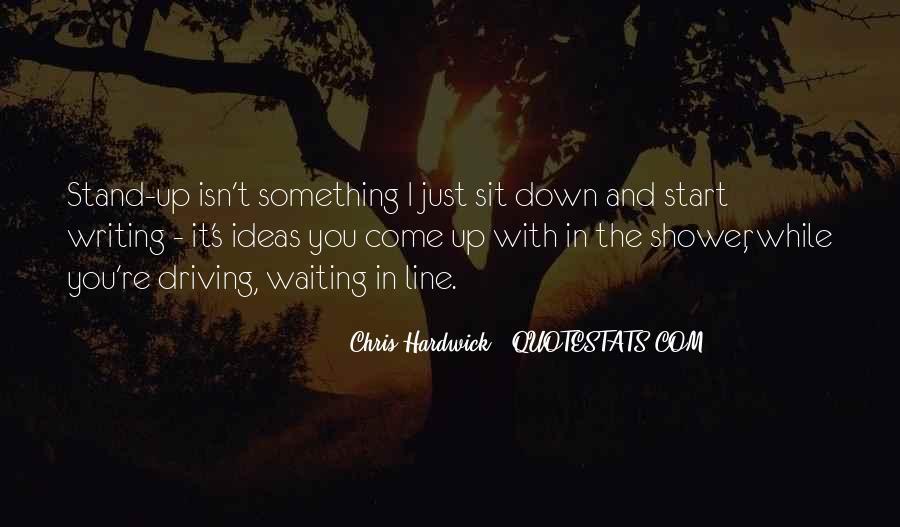 Hardwick's Quotes #714608