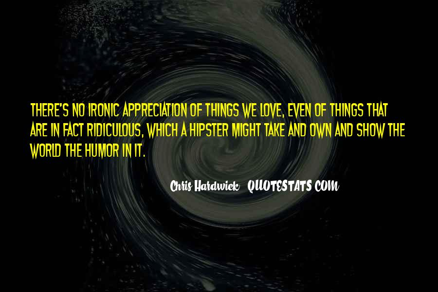 Hardwick's Quotes #776613