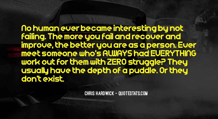 Hardwick's Quotes #911703