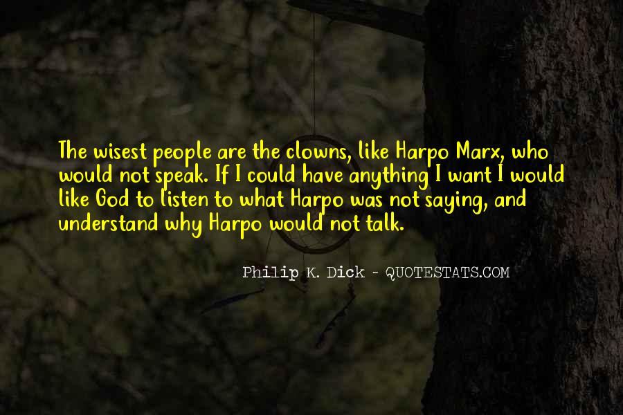 Harpo Quotes #1156474