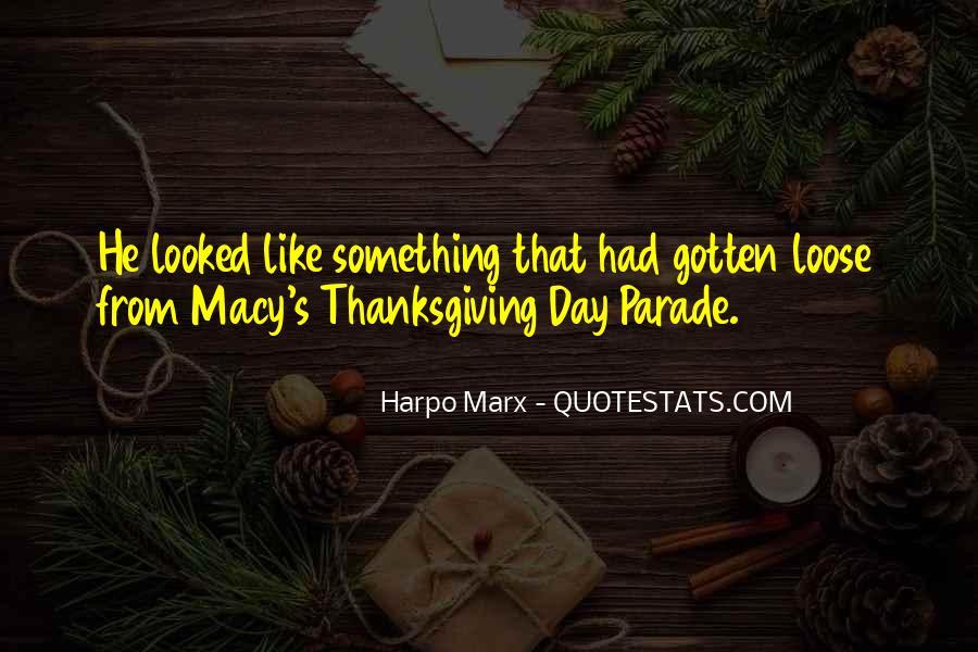 Harpo Quotes #1219218