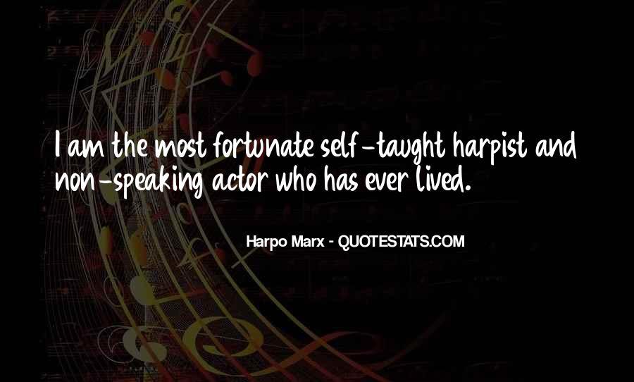 Harpo Quotes #1857747