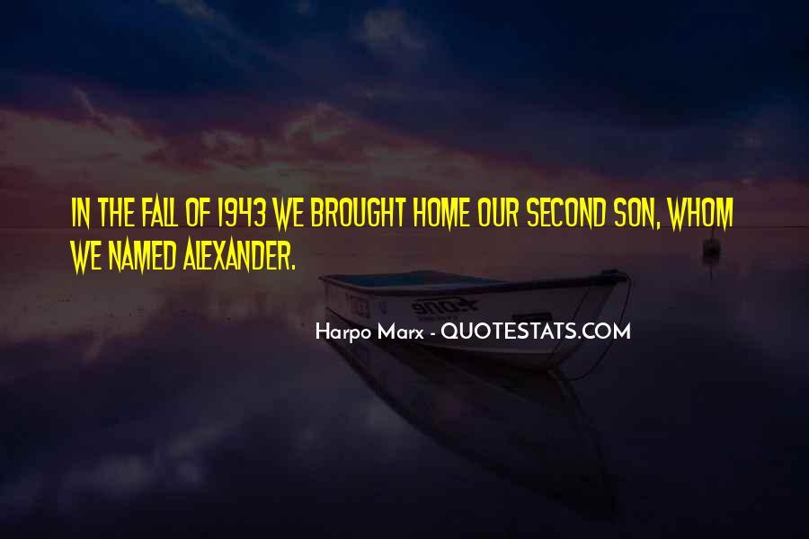 Harpo Quotes #304130