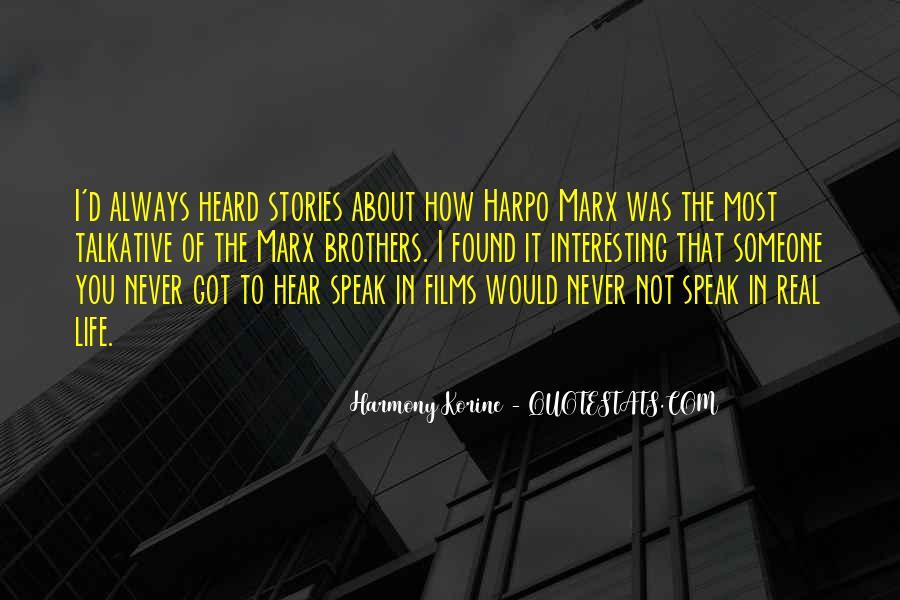 Harpo Quotes #872168