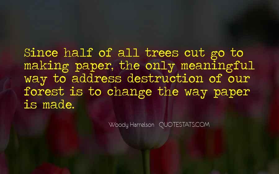 Harrelson Quotes #105959