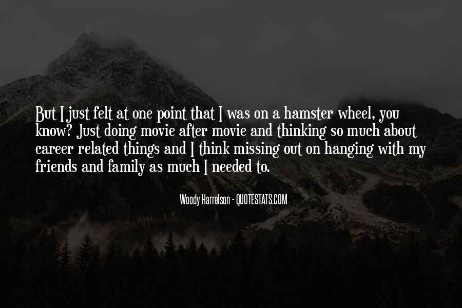Harrelson Quotes #1219066