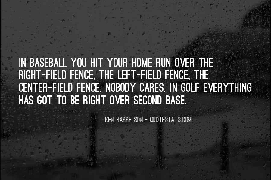 Harrelson Quotes #124578