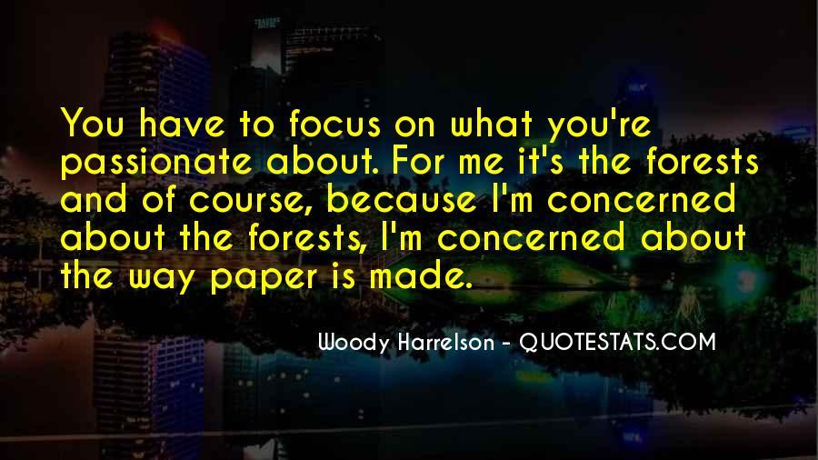 Harrelson Quotes #140127