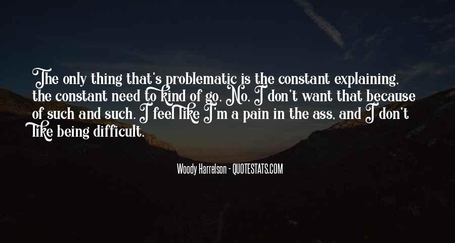 Harrelson Quotes #1455344