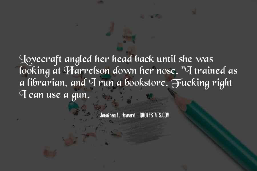 Harrelson Quotes #1485328