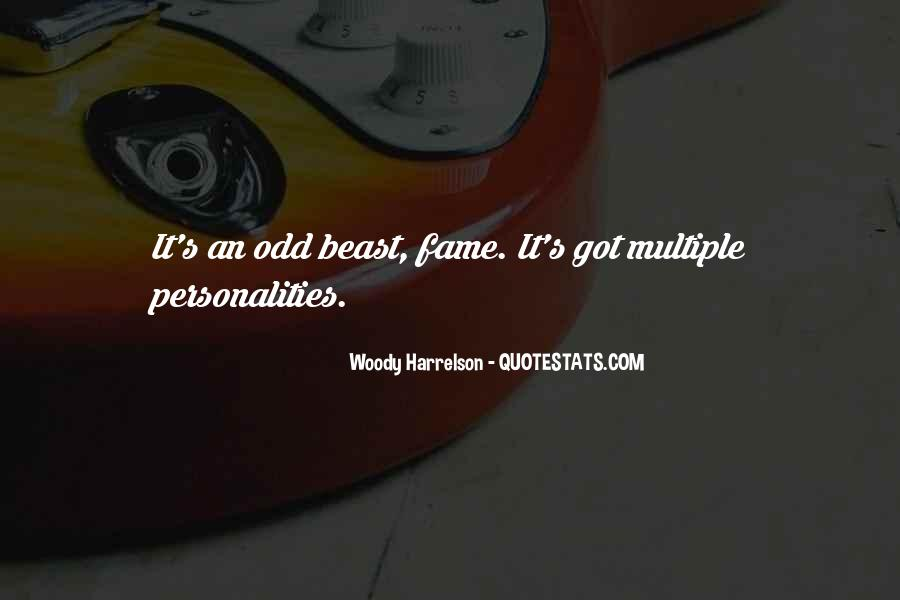 Harrelson Quotes #1505792