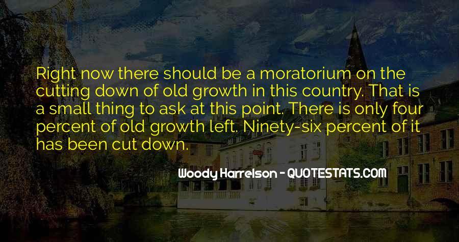Harrelson Quotes #1656921