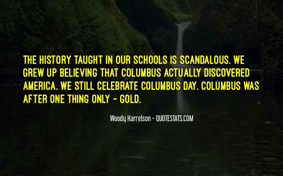 Harrelson Quotes #491629