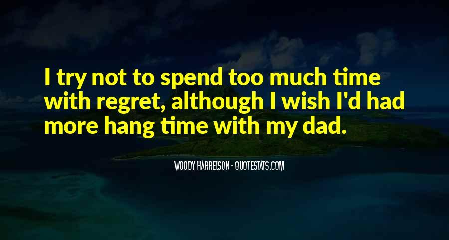 Harrelson Quotes #637037