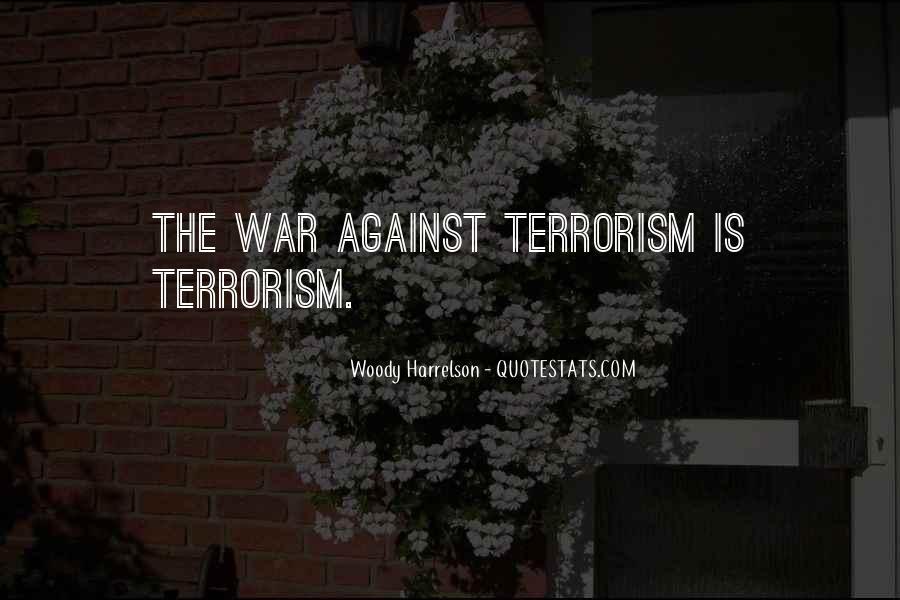 Harrelson Quotes #676634