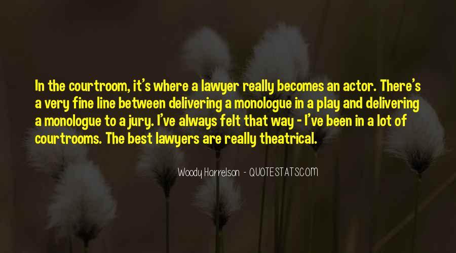 Harrelson Quotes #711305
