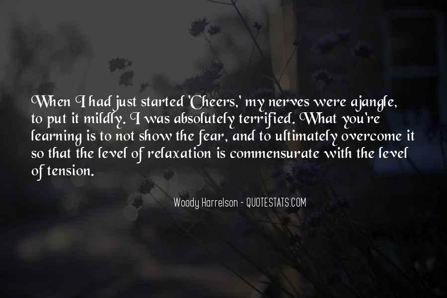 Harrelson Quotes #758460