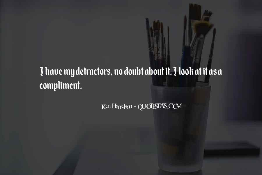 Harrelson Quotes #846762