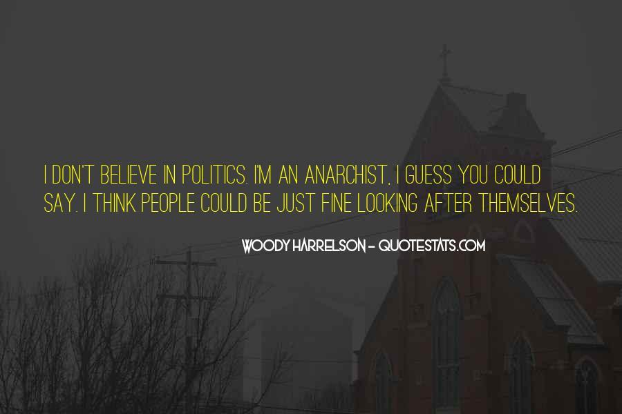 Harrelson Quotes #848363