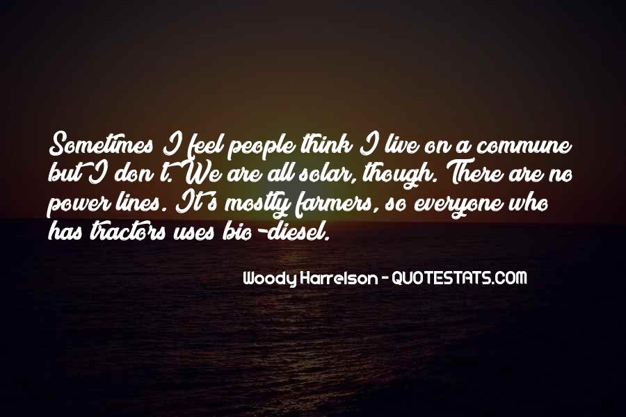 Harrelson Quotes #869564