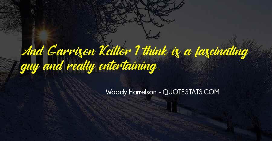 Harrelson Quotes #892061